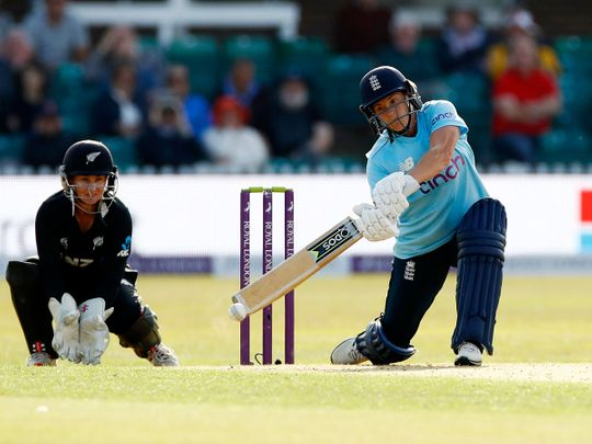 Women's cricket is on the rise in the sport