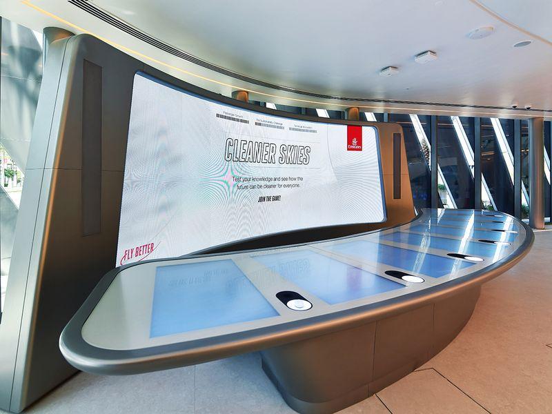 emirates pavilion expo 2020