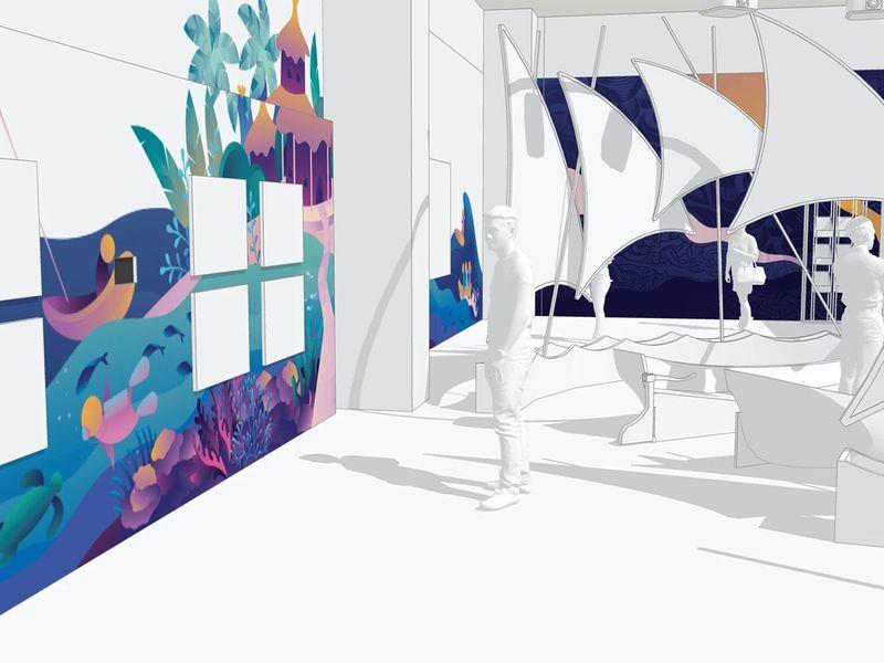 expo 2020 maldives pavilion