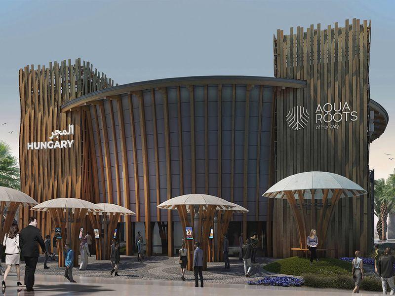 hungary pavilion expo 2020