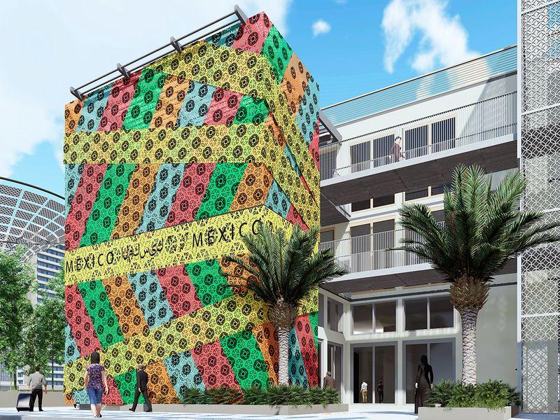 mexico pavilion expo 2020