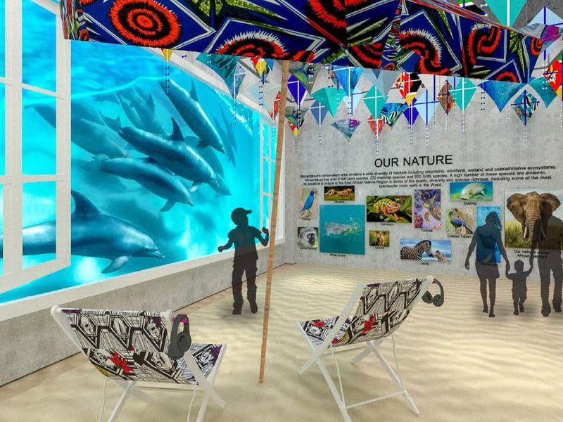 mozambique pavilion expo 2020