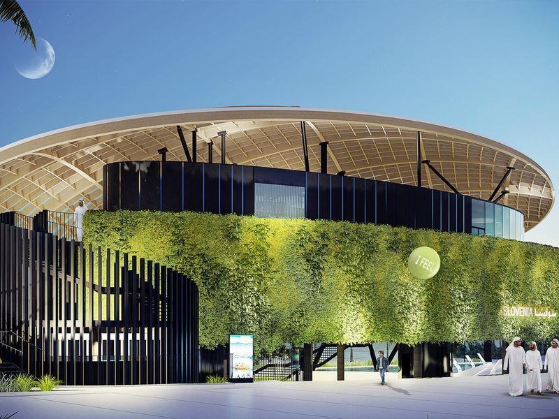 slovenia pavilion expo 2020