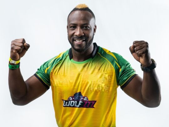 IPL - Andre Russell