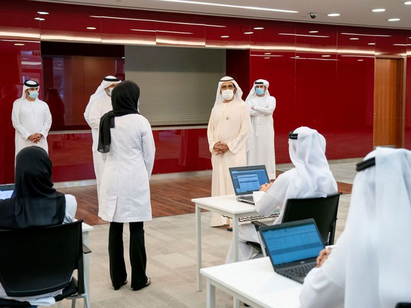 Picture 1 MBR Dubai Media office-1632399673742