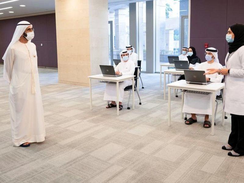 Picture 2 MBR Dubai Media office-1632399675844