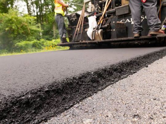Pakistan's first plastic road project kicks off under 'World Without Plastic' programme
