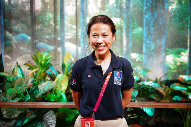 Malaysia lady