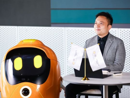 Victor AI, Founder and CEO of Terminus Group