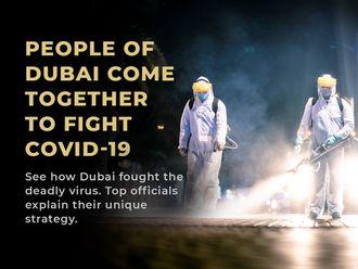Dubai Spirit Wins