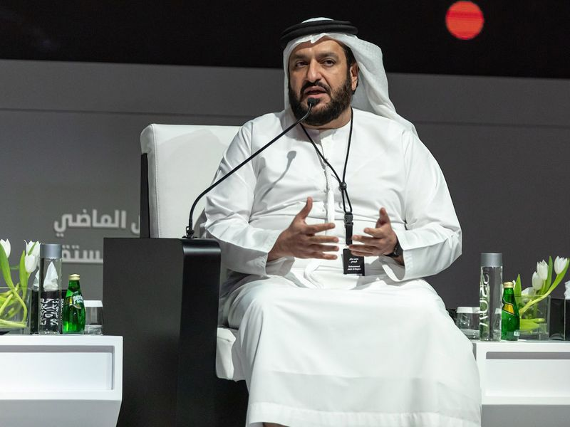 Mohammed Jalal Al Raisi, Director General of the Emirates News Agency (WAM)