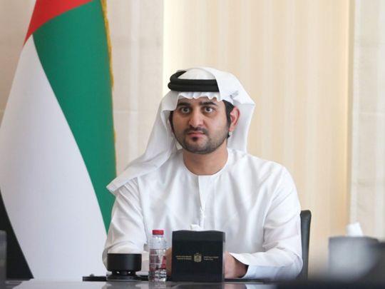 Sheikh Maktoum bin Mohammed bin Rashid Al Maktoum, Deputy Prime Minister, Deputy Ruler of Dubai and Minister of Finance