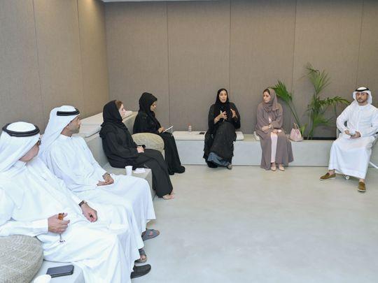 Dubai Media extensive meeting