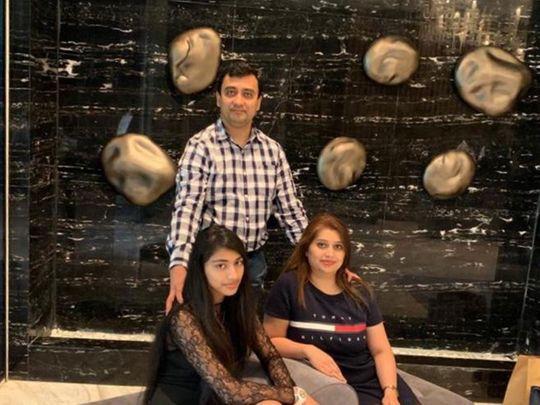 Goradia family