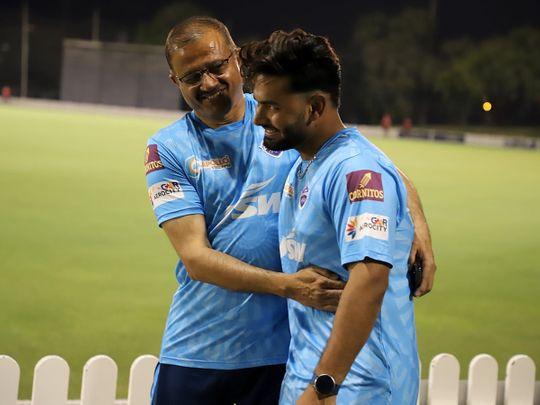 IPL - Vinod Bisht & Rishabh Pant