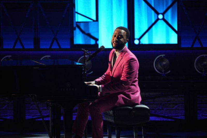 John Legend performs-1632719796703