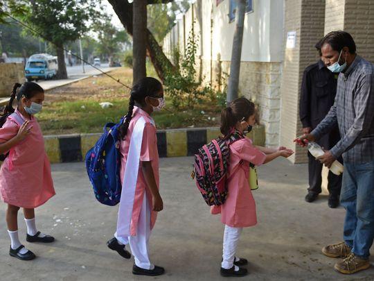 Post COVID schools Pakistan