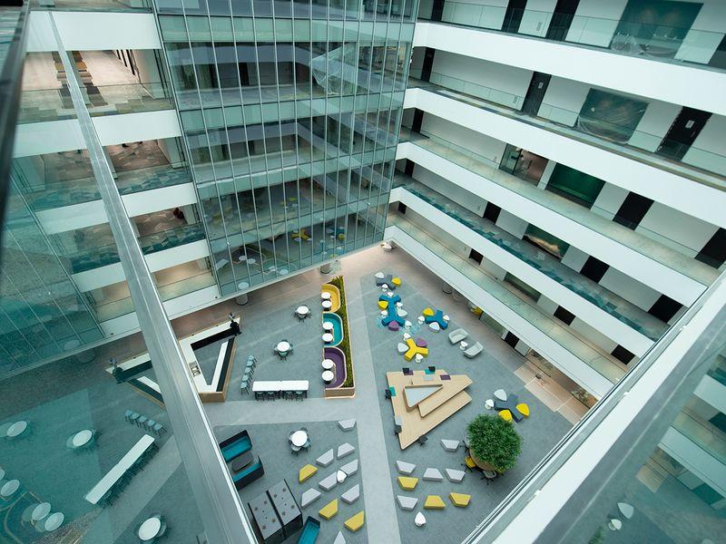 Stock - Dubai CommerCity