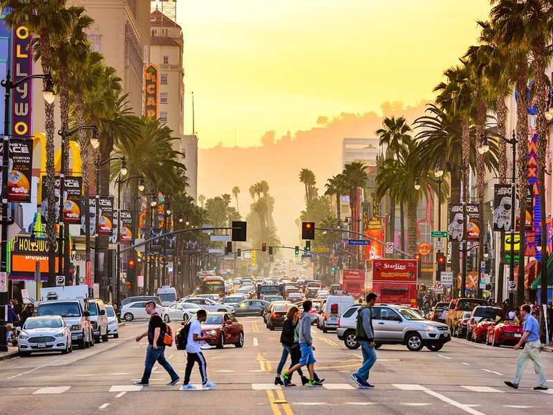 Stock - Los Angeles