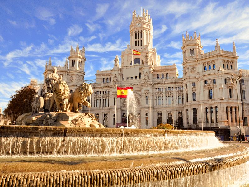Stock - Madrid