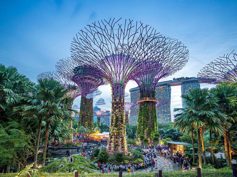 Stock - Singapore
