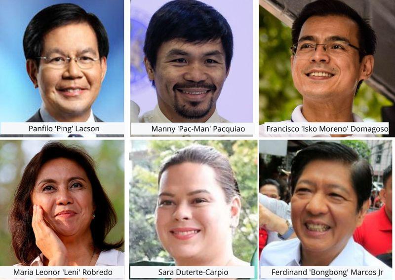 Contenders 2022 Philippines