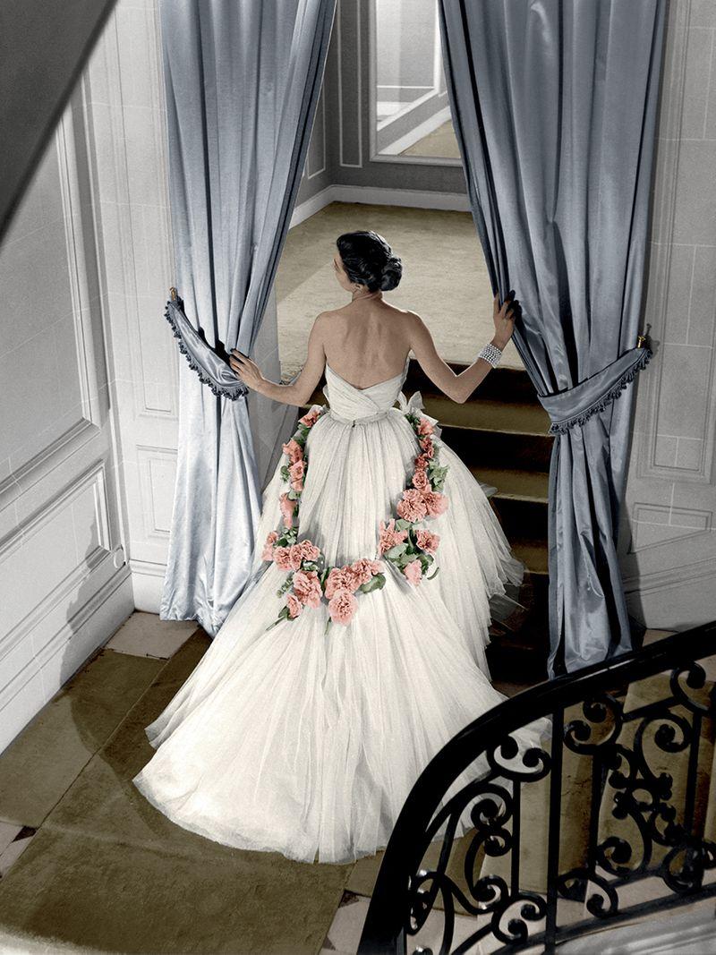 Gulf News The Kurator Christian Dior Flower Dress