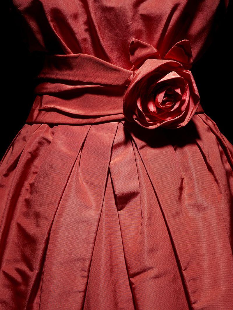 Gulf News The Kurator Dior Yves Saint Laurent Dress