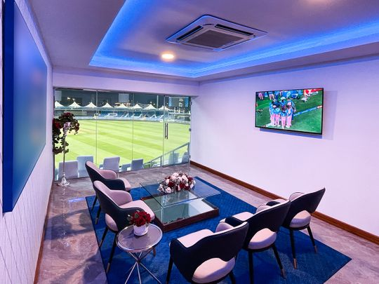 IPL - Sharjah VIP suites