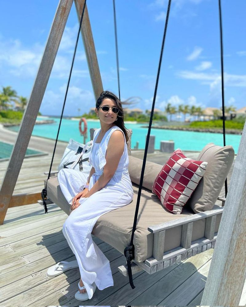 Parineeti Chopra in Maldives