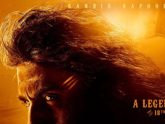 Ranbir Kapoor in the first look in 'Shamshera'