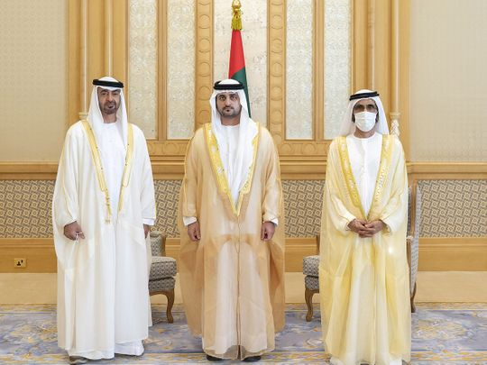 16th UAE Cabinet