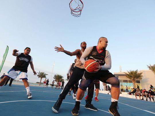 Abu Dhabi Community Tri-Basketball Championship in search for UAE's best ballers to represent Team Abu Dhabi at FIBA's 3X3 Basketball World Championship
