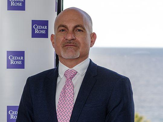 Antoun Massaad, Co-Founder and CEO of Cedar Rose