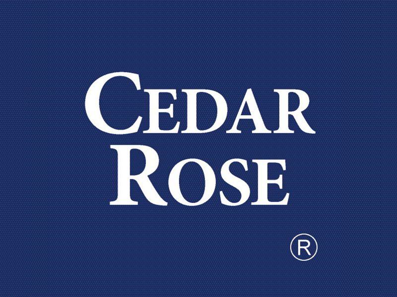 Cedar Rose Logo