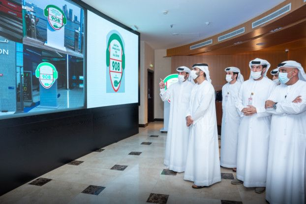 Central Operations Room of Dubai's Transport Security Department1-1632929601483