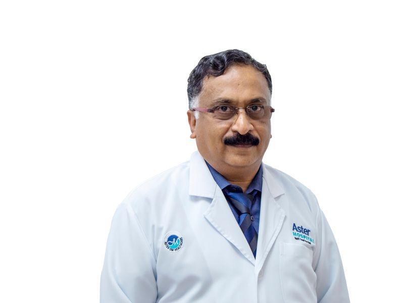 Dr Pradeep Chand S Nair, Specialist Cardiac Surgery – Aster Hospital, Al Qusais