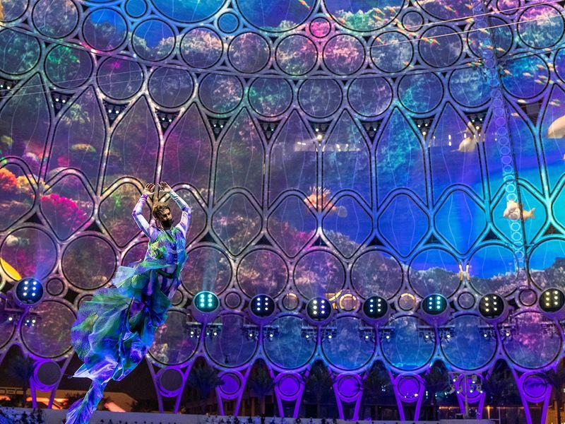 opening ceremony expo 2020