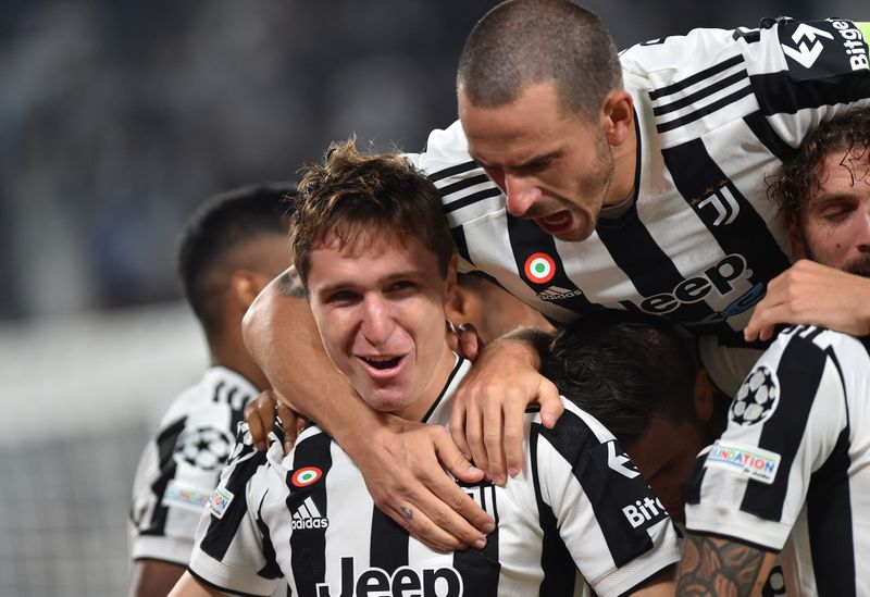 CL - Juventus