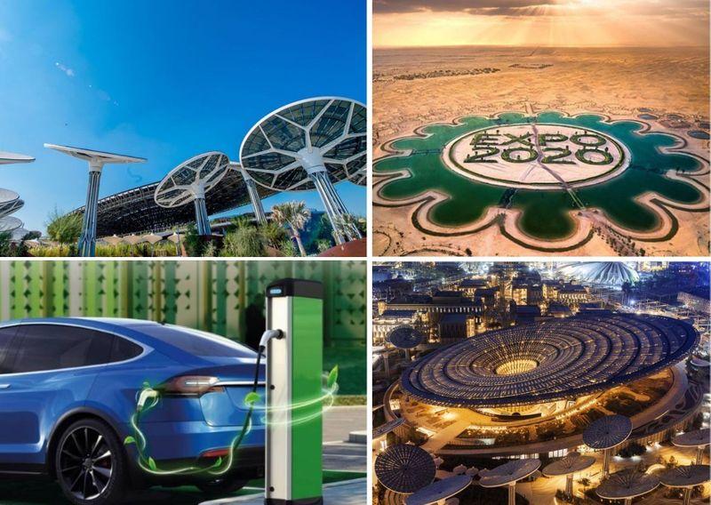 Dubai Expo 2020 green credentials
