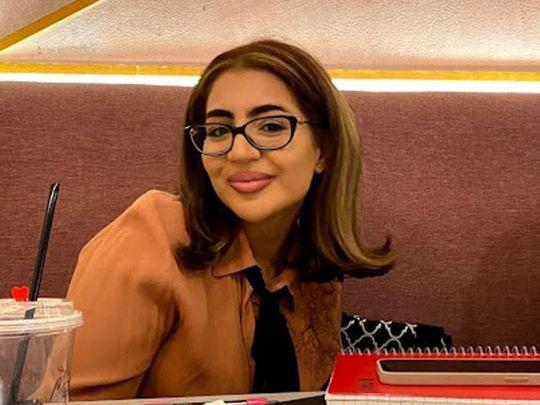 Omani Tik-Toker 'Razan Possible'