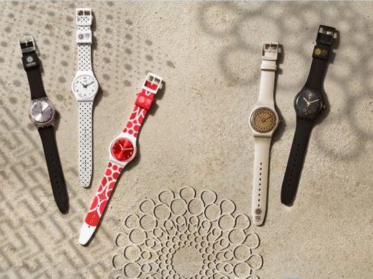 Swatch celebrates Expo 2020 Dubai