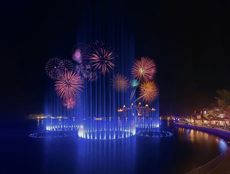 The pointe fireworks expo
