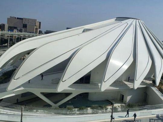 Expo 2020 Dubai: Inside the UAE Pavilion