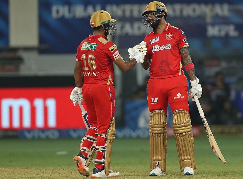IPL - Rahul & Agarwal