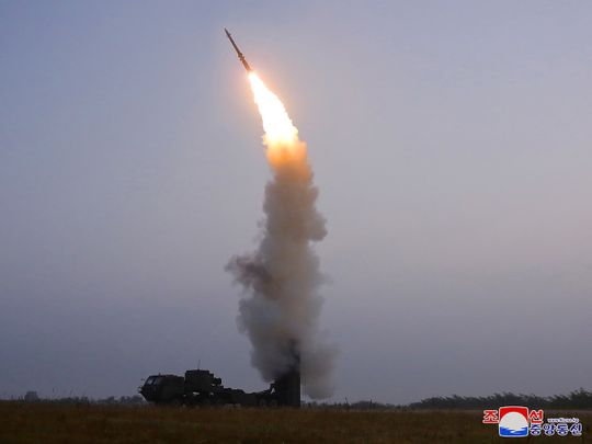 anti-aircraft missile