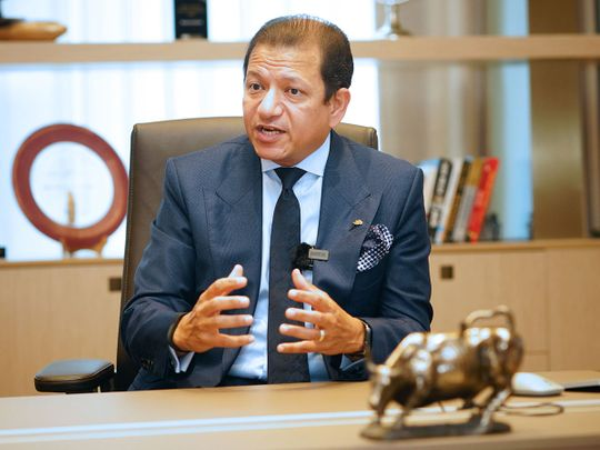 Ahmed Abdelaal, Group CEO, Mashreq