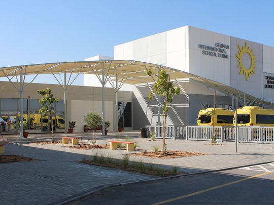 German International School Dubai