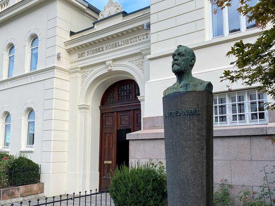 Norwegian Nobel Institute Alfred Nobel