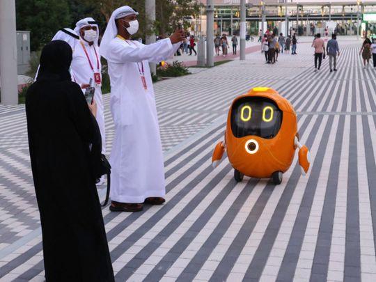 RDS ROBOT EXPO-1633277737978